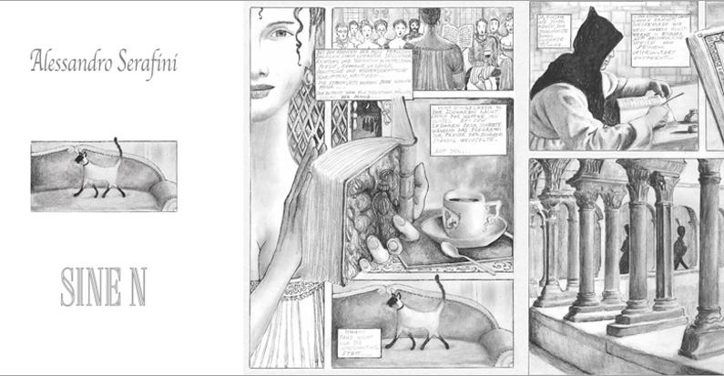 Weinachtsgeschenk-2020 | Graphic Novel