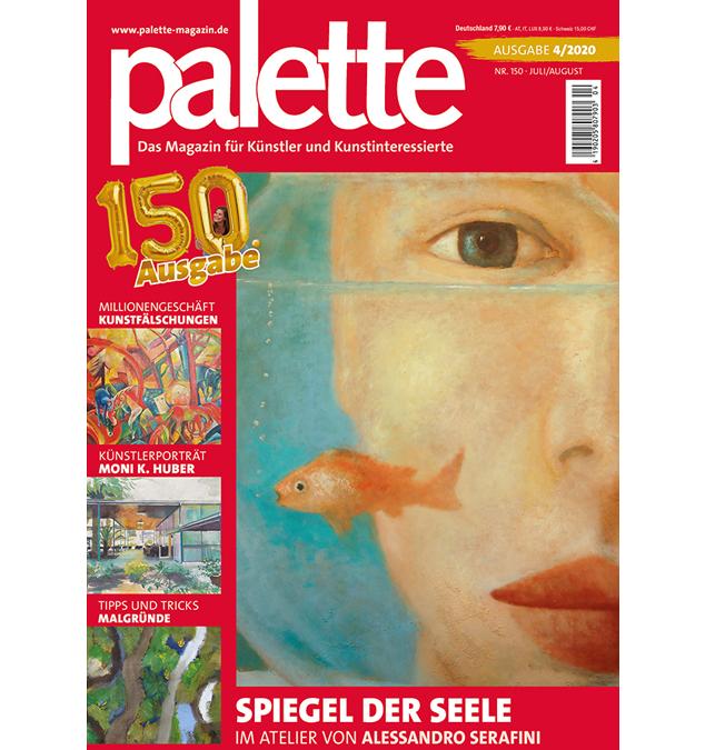 palette-magazin Ausgabe 4/2020